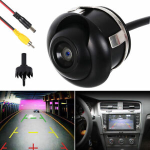 Rueckfahrkamera-HD-Autokamera-Universal-KFZ-Blickwinkel-CCD-Einparken-Wasserdicht