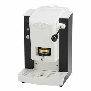 FABER SLOT PLAST Macchina da Caffè a Cialde ESE 44 MM nero grigio borgogna