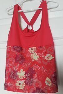 Patagonia-NEW-WITH-TAGS-girls-XL-14-Water-Lovin-Tankini-bathing-suit