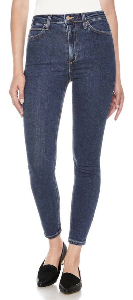 "NWT  JOE'S JEANS THE BELLA 11"" HIGH RISE SKINNY ANKLE IN AUSTEN"