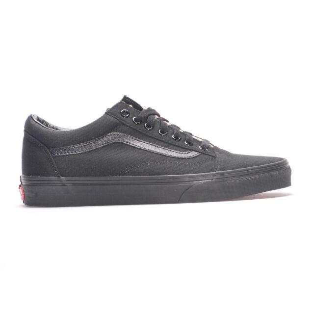 3db02d6a61 VANS U Old Skool Sneaker Black black Canvas Shoes Black EUR 45 for ...