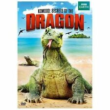 Komodo-Secrets of the Dragon USED VERY GOOD DVD