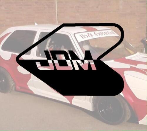 JDM Wakaba halb halb JDM Sticker aufkleber oem PS Power fun like Shocker