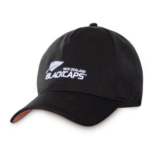 NZ Black Caps 2018/19 Replica Cricket Training Cap