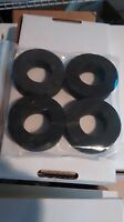 1940-57 Chevy Window Regulator Grommets; Set Of 4