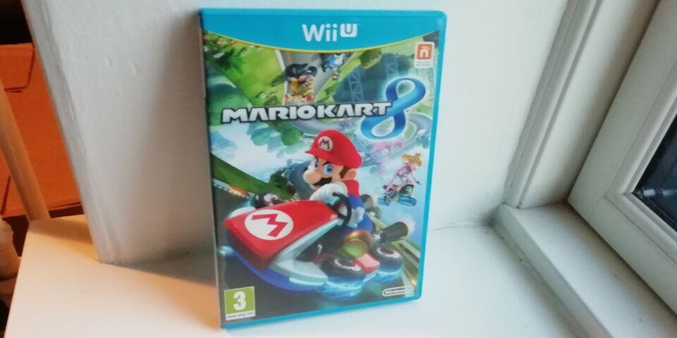 Mario Kart 8, Nintendo Wii U