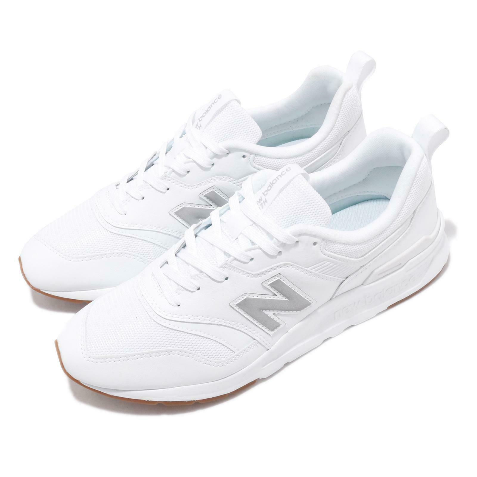 CM997HCN D blancoo Plata New Balance Goma De Mascar Hombres Running Zapatos TENIS CM 997 hcnd