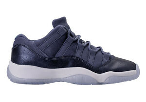 3bc93cac4d4 2017 Nike Air Jordan 11 XI Retro Low Blue Moon Size 9.5y. 580521-408 ...