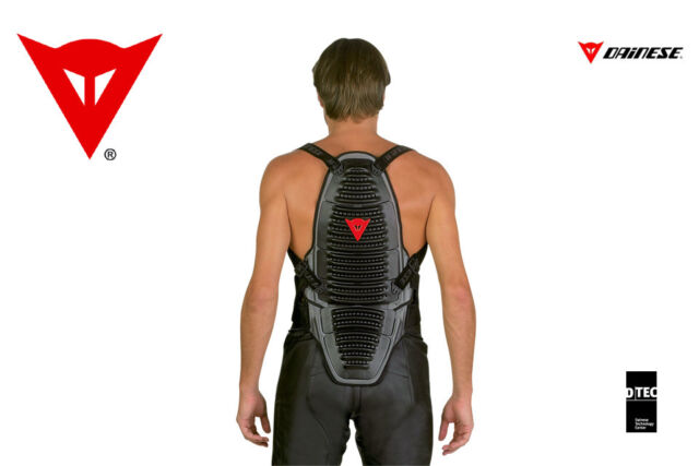 PARASCHIENA DAINESE WAVE 11 D1 AIR LIVELLO 2