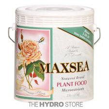 Maxsea 3-20-20 BLOOM Plant Food 6 LB - Water Soluble Seaweed micro nutrients