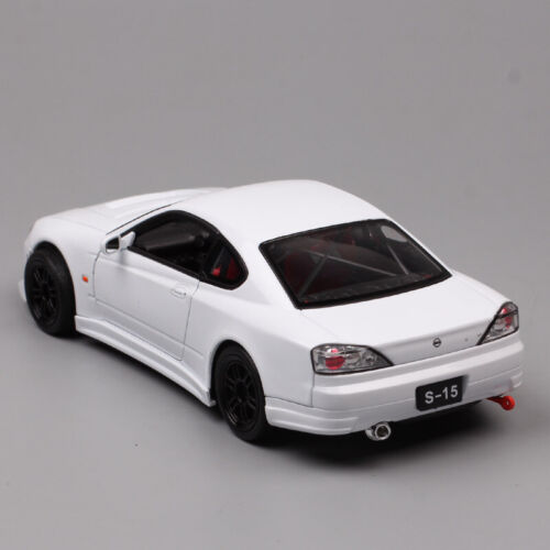 Details about  /Welly 1:24 Scale Nissan Silvia S15 Spec-S Mona Lisa sport Diecast car model Toy