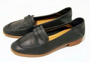 Lucky Brand Soft Leather Penny Loafers