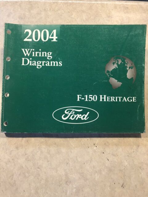 2004 Ford F150 Heritage Truck Wiring Diagrams Repair