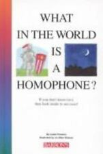 What in the World is a Homophone?