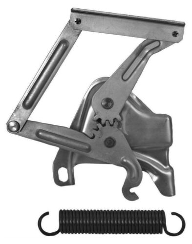 New 1958-1959 Chevy Pickup truck Hood Hinges w// Springs Set Left /& Right Pair