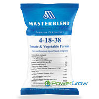Masterblend Official 4-18-38 Tomato & Vegetable Fertilizer Bulk
