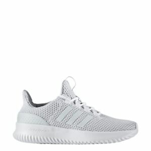 Adidas Cloudfoam Ultimate White AQ1688 Kids UK 10K-5.5 | eBay