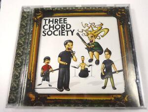 Three-Chord-Society-12-Tracks-CD-Null-Zwei-Studios-Hamburg-2007