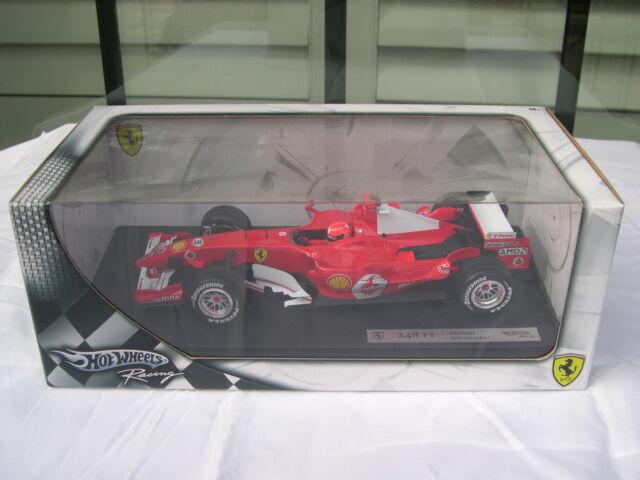 Mattel Hot Wheels 1/18 Ferrari 248F1, Michael Schumacher, 2006