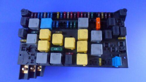 MERCEDES ML Typ W163 Sicherungskasten 1635450205 fuse box