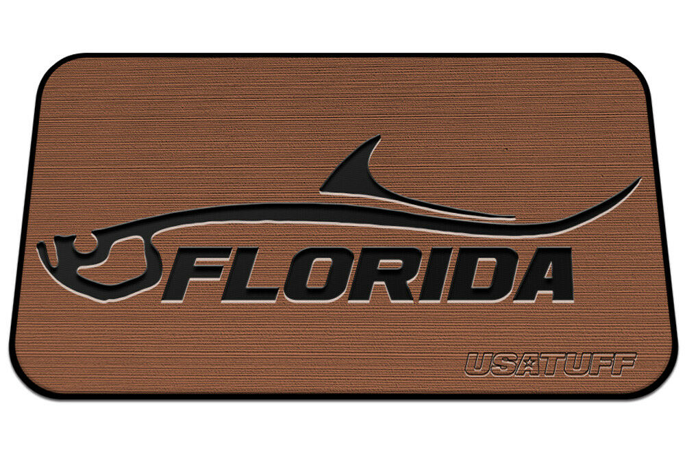 USATuff Cooler Pad for  ORCA 20qt - SeaDek Marine EVA Mat - T B - FL Tarpon  check out the cheapest