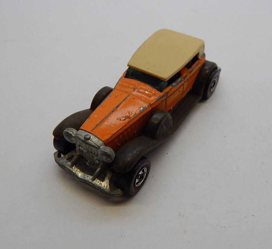 rojoline Hotwheels Naranja 1977 31 31 31 Doozie oc17269 a01843