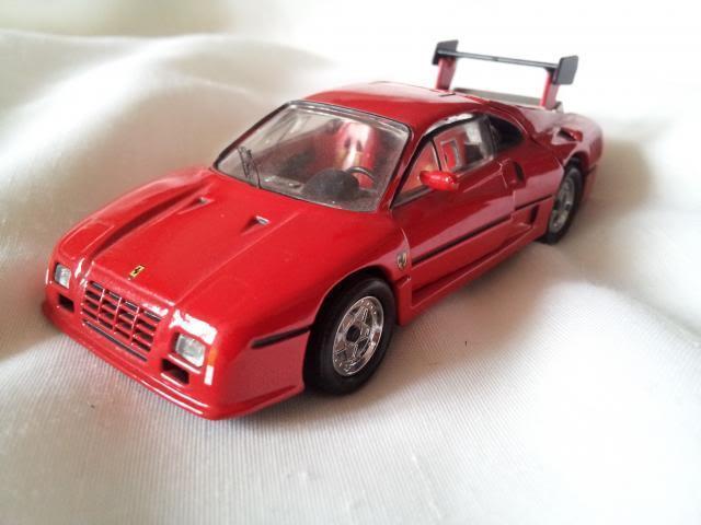 Ferrari GTO evoluzione JOUEF evolution 1 43