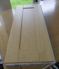 Pair of (2) MFI Light Oak Shaker Kitchen Cabinet Doors 400 x 720 & Pair of (2) MFI Light Oak Shaker Kitchen Cabinet Doors 300 X 720 ...