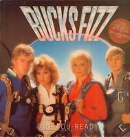 Bucks Fizz(Vinyl LP Gatefold)Are You Ready-RCA-RCALP 8000-UK-VG+/VG+