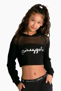 PINEAPPLE DANCEWEAR GIRLS Mesh Panel