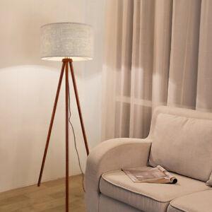 Bedroom Tripod Floor Lamp Home Office Light Furniture ...