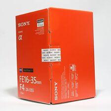 Sony Zeiss Vario Tessar T* FE 16-35mm F4 OSS ZA Lens SEL1635Z