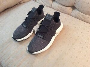 Adidas-Prophere-Originals-Athletic-Sneakers-For-Man-Carbon-Size-13