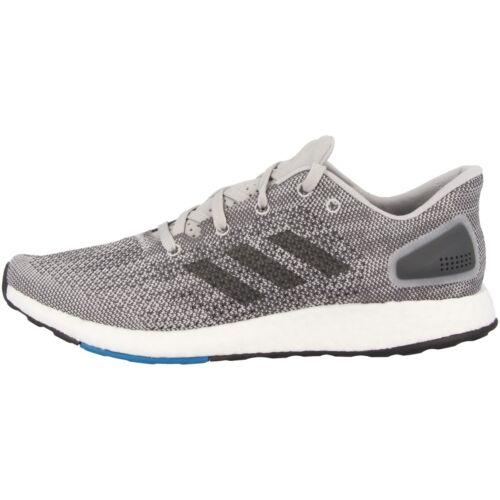 adidas Pureboost DPR Grey Black White Men Running Shoes SNEAKERS S82010 UK  8.5