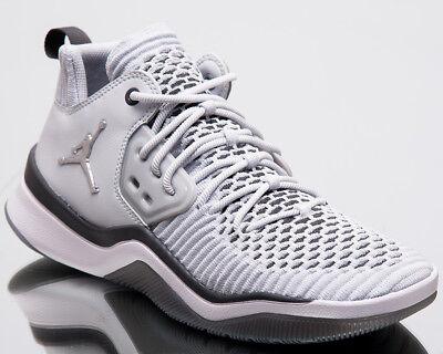 dbbe8e05c22 Jordan DNA LX Men New Lifestyle Sneakers Mens Pure Platinum Shoes ...