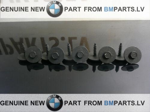10X NEW GENUINE BMW HEX BOLT TS5X20 SW8 D=22 07149213164