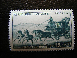 FRANCE-timbre-yvert-et-tellier-n-919-n-A9-stamp-french-E