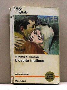 L'OSPITE INATTESO - M. K. Rawlings [Libro, Mondadori editore]