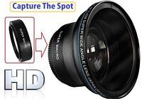 Hd Professional Mk Iii Fisheye Lens For Sony Dsc-rx100 Dsc-rx100m2 Dsc-rx100 Ii