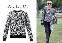 A.l.c. (alc) Tatum Wool Sweater As Seen On Celebrity Size L $346