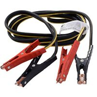 12ft 6 Gague Booster Cable Jumping Cables Power Jumper Start Cars Heavy Duty on sale