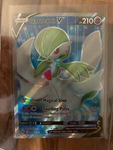 Gardevoir V 070//073 English Full Art Ultra Rare NM Champion/'s Path Pokemon