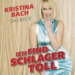 Kristina-Bach-Je-Find-Schlager-Super-le-meilleur-CD-Nouveau-neuf-dans-sa-boite