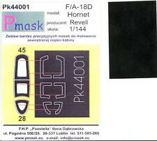 Model Maker 1/144 BOEING F/A-18D HORNET Fighter Paint Mask Set