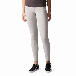 Damen Grau Leggings Tights Adidas Fitnesshose Trefoil Originals cWFnrF7
