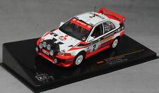 Mitsubishi Lancer Evo V Rally Ralliart 1998 Burns 1:43 IXO MODELLAUTO RAM524