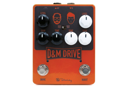 Keeley Electronics D/&M Drive//Boost