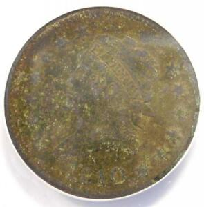 1810/09 Classic Liberty Large Cent Coin 1C S-281 - Certified ANACS VF20 Details!
