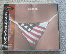 PROMO issue! THE BLACK CROWES Japan CD obi MORE LISTED - Amorica - BONUS TRACK