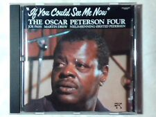 OSCAR PETERSON FOUR If you could see me now cd JOE PASS MILES DAVIS